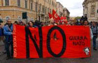 pacifisto al NO alla NATO