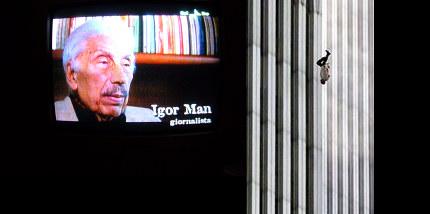 Igor Man e l'uomo Bat Man