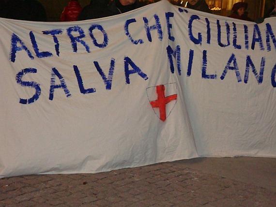 Piazza Scala Milano - NO Area C