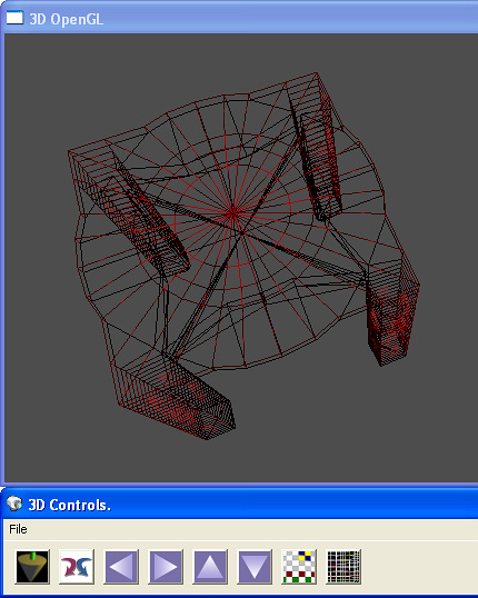 Nuovo 3D engine