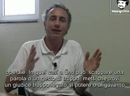 Il Costituzionalista Marco Travaglio ci spiega la Costituzione